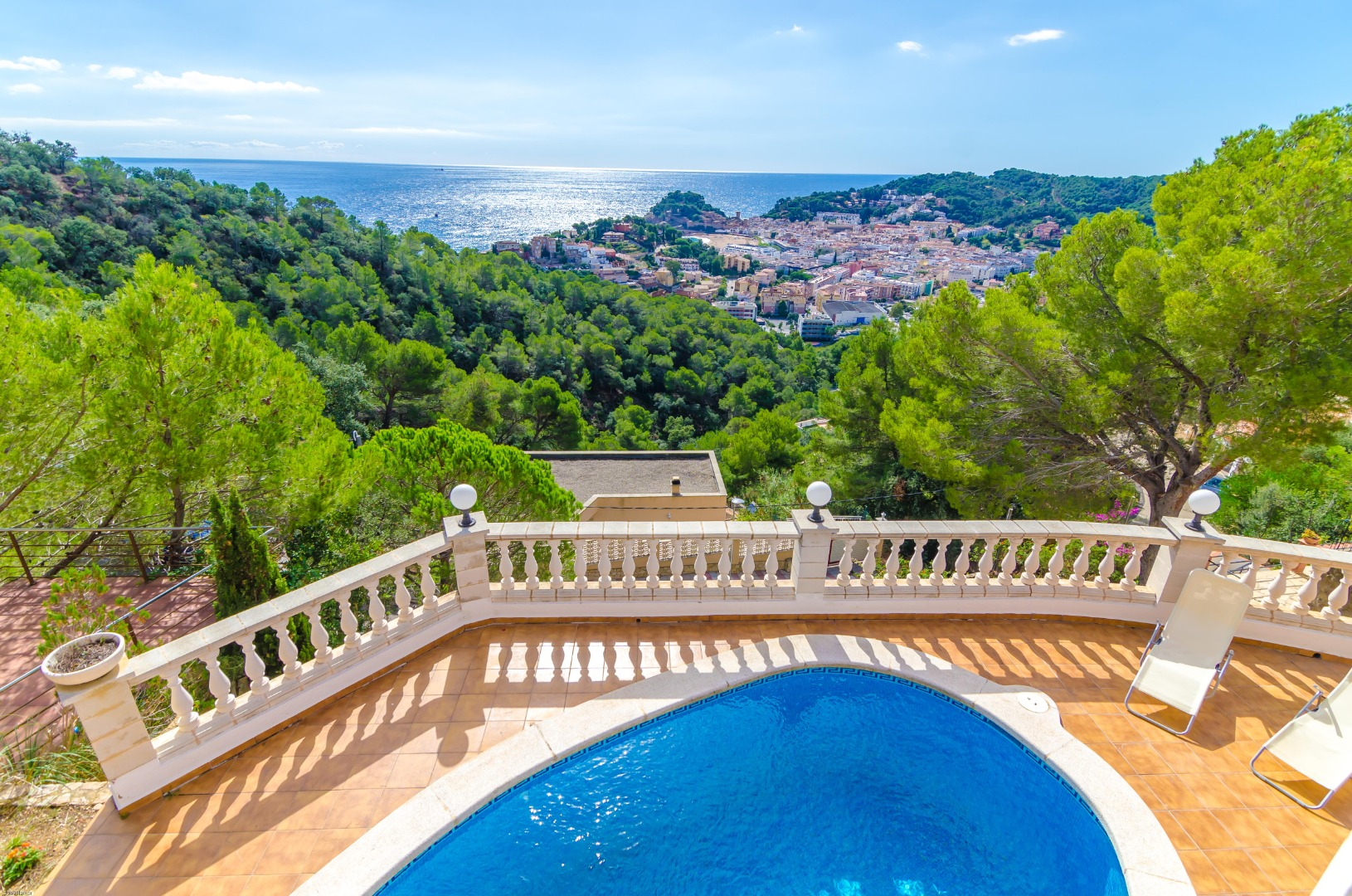 Villa Riffelt,Tossa de Mar,Costa Brava #1