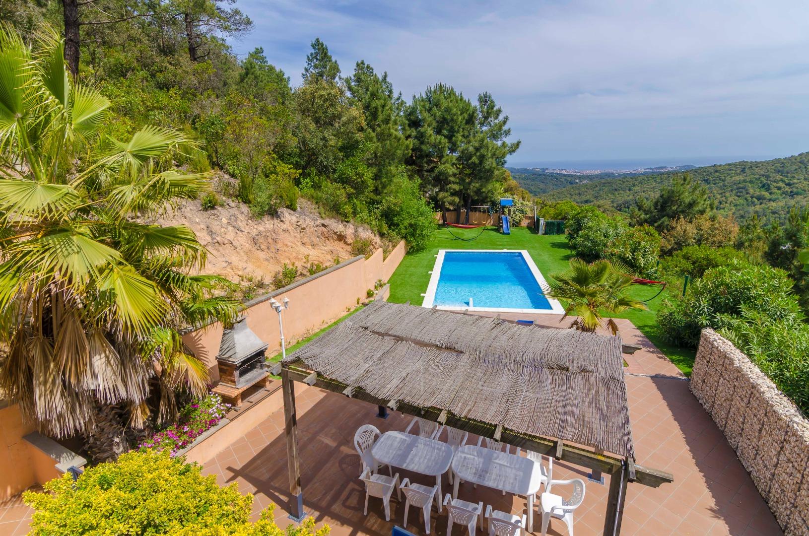 Villa Marimuntanya,Lloret de Mar,Costa Brava #1