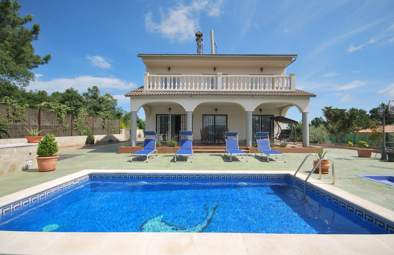 Villa Bayomo,Vidreres,Costa Brava #1
