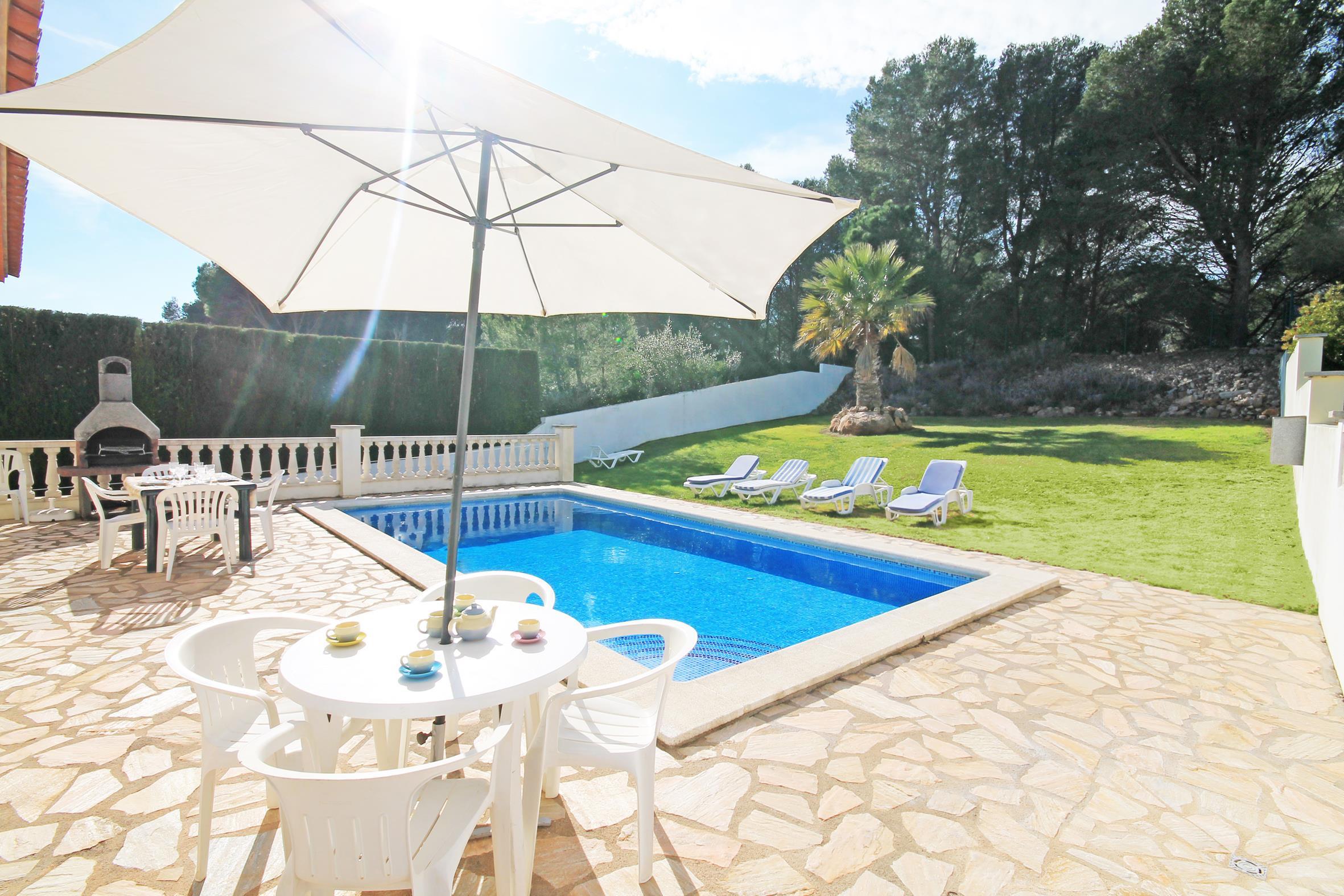 Villa Polonais,L'Escala,Costa Brava #2