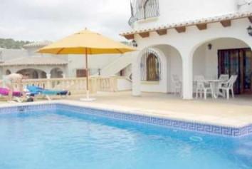 Villa Bram,Calpe,Costa Blanca #2