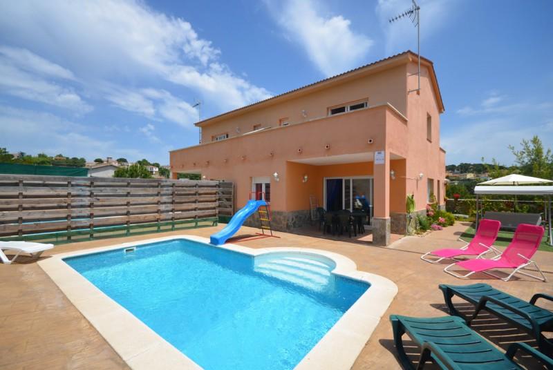 Villa Soflan,Lloret de Mar,Costa Brava #1