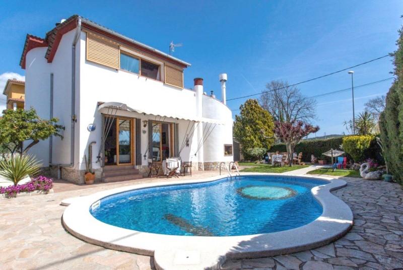 Casa de vacaciones tordera costa maresme espana camargo - Casas en tordera ...