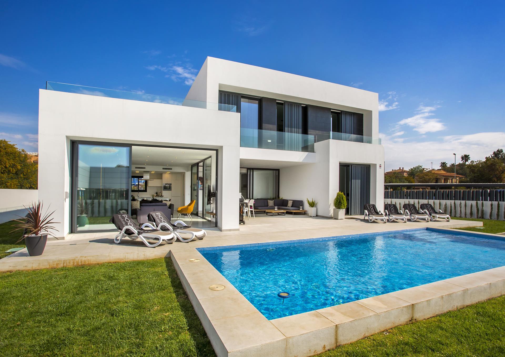 Villa Vaucluse,Calpe,Costa Blanca #1