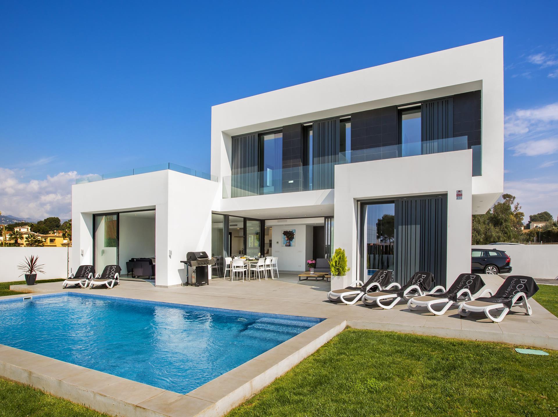 Villa Vaucluse,Calpe,Costa Blanca #2
