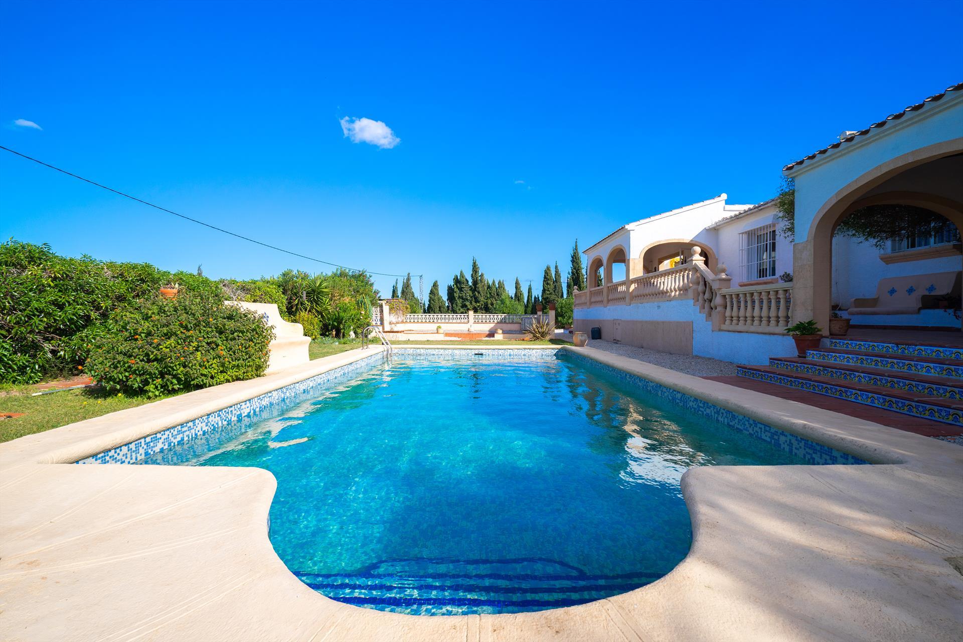Villa Yvoire,Benitachell,Costa Blanca #1