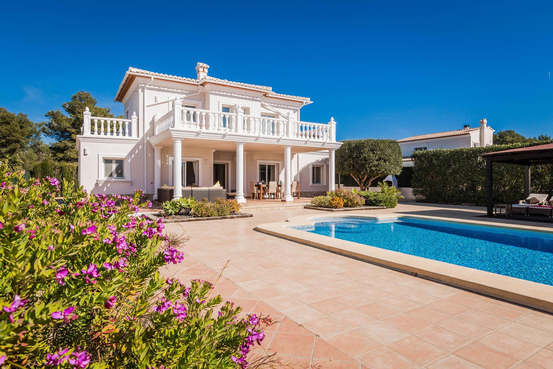 Villa Lourmarin,Javea,Costa Blanca #2