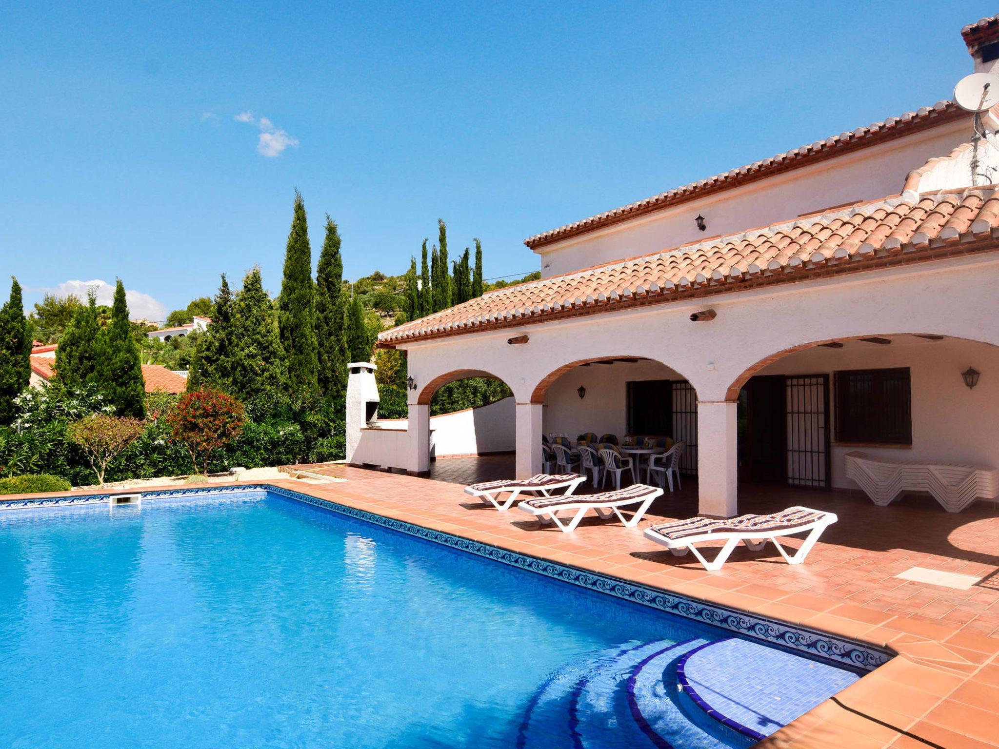 Villa Thecocons,Moraira,Costa Blanca #1