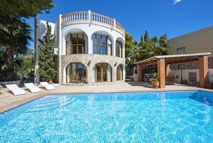 Villa Can Cintya,Calpe,Costa Blanca 1