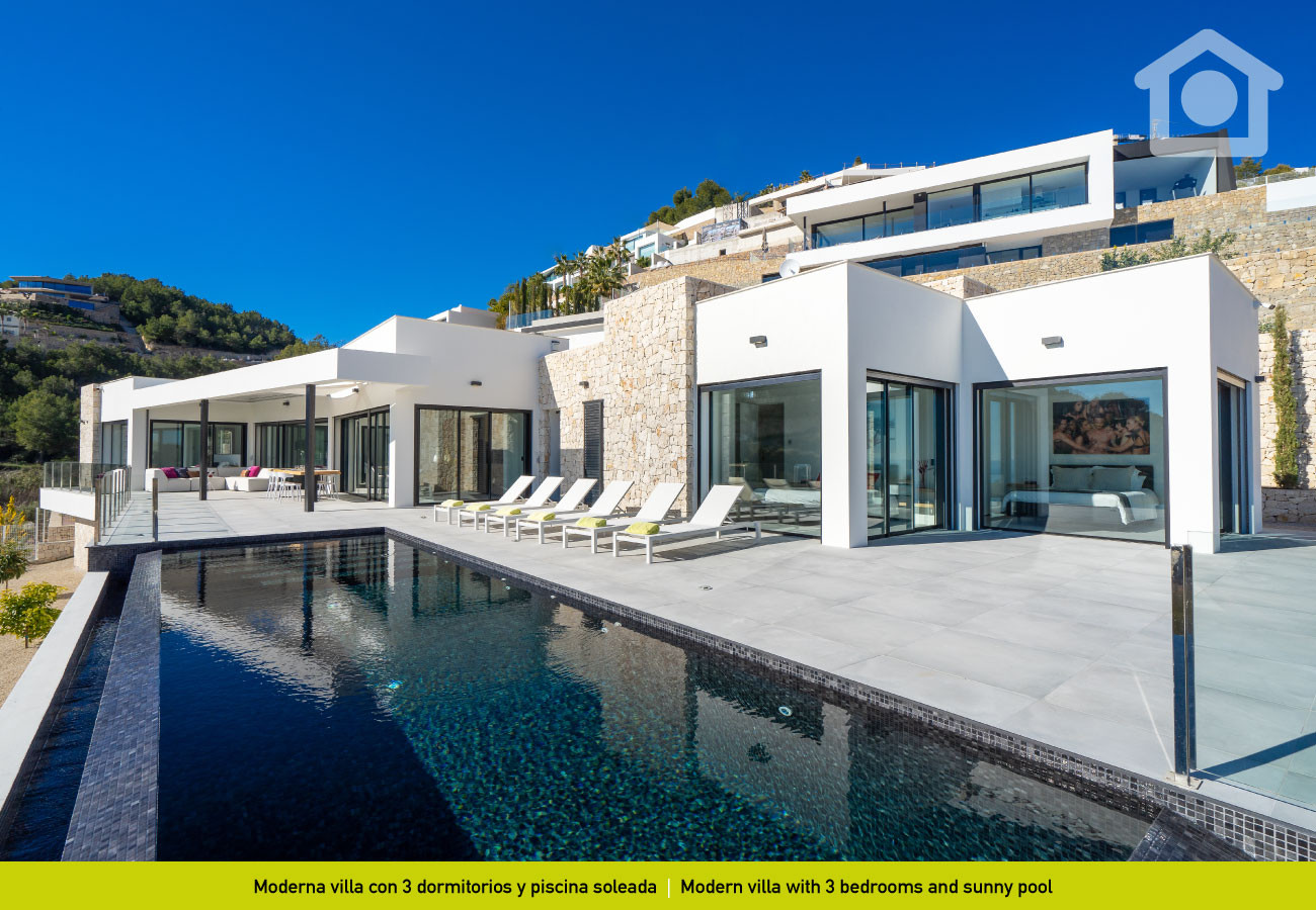 Villa Luxe Style,Alicante,Costa Blanca #1