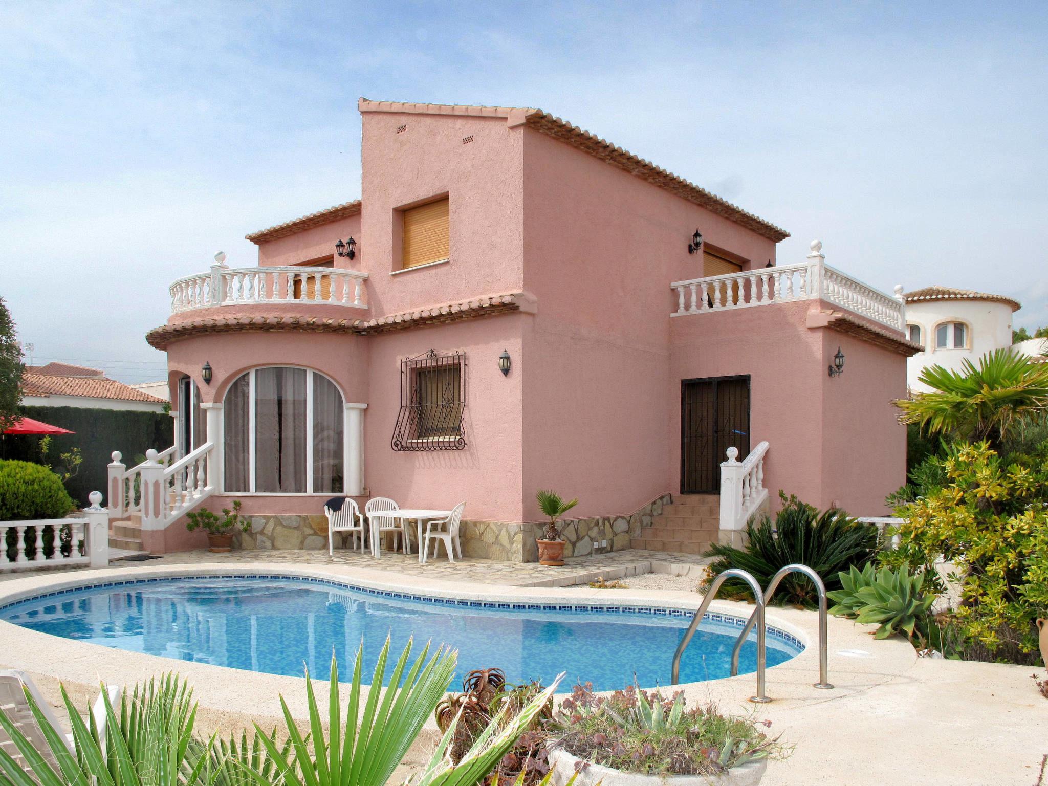 Villa Bulman,Calpe/Calp,Costa Blanca #1