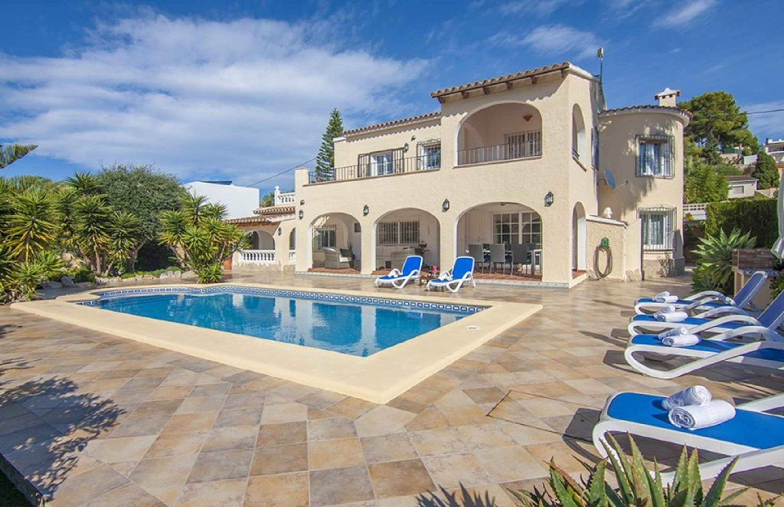Villa Lamkansa,Alicante,Costa Blanca #1