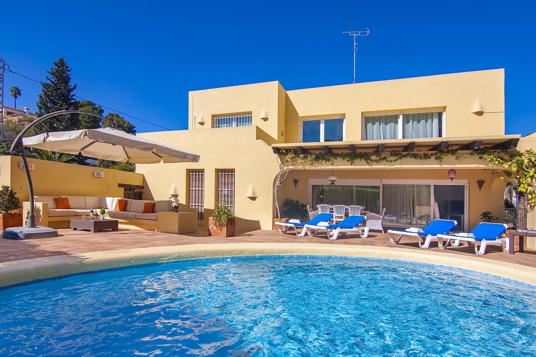 Villa Bouarfa,Alicante,Costa Blanca #1