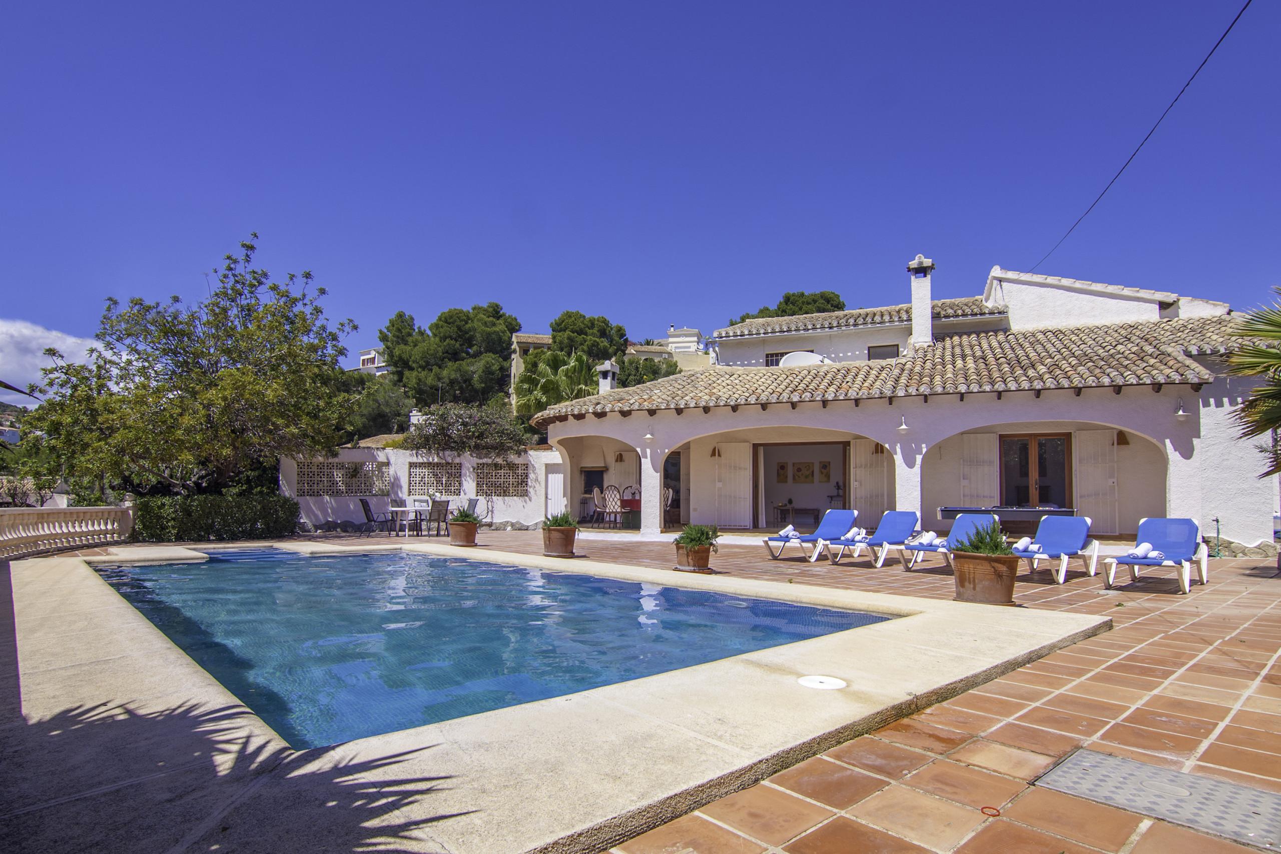 Villa Tabounte,Alicante,Costa Blanca #1