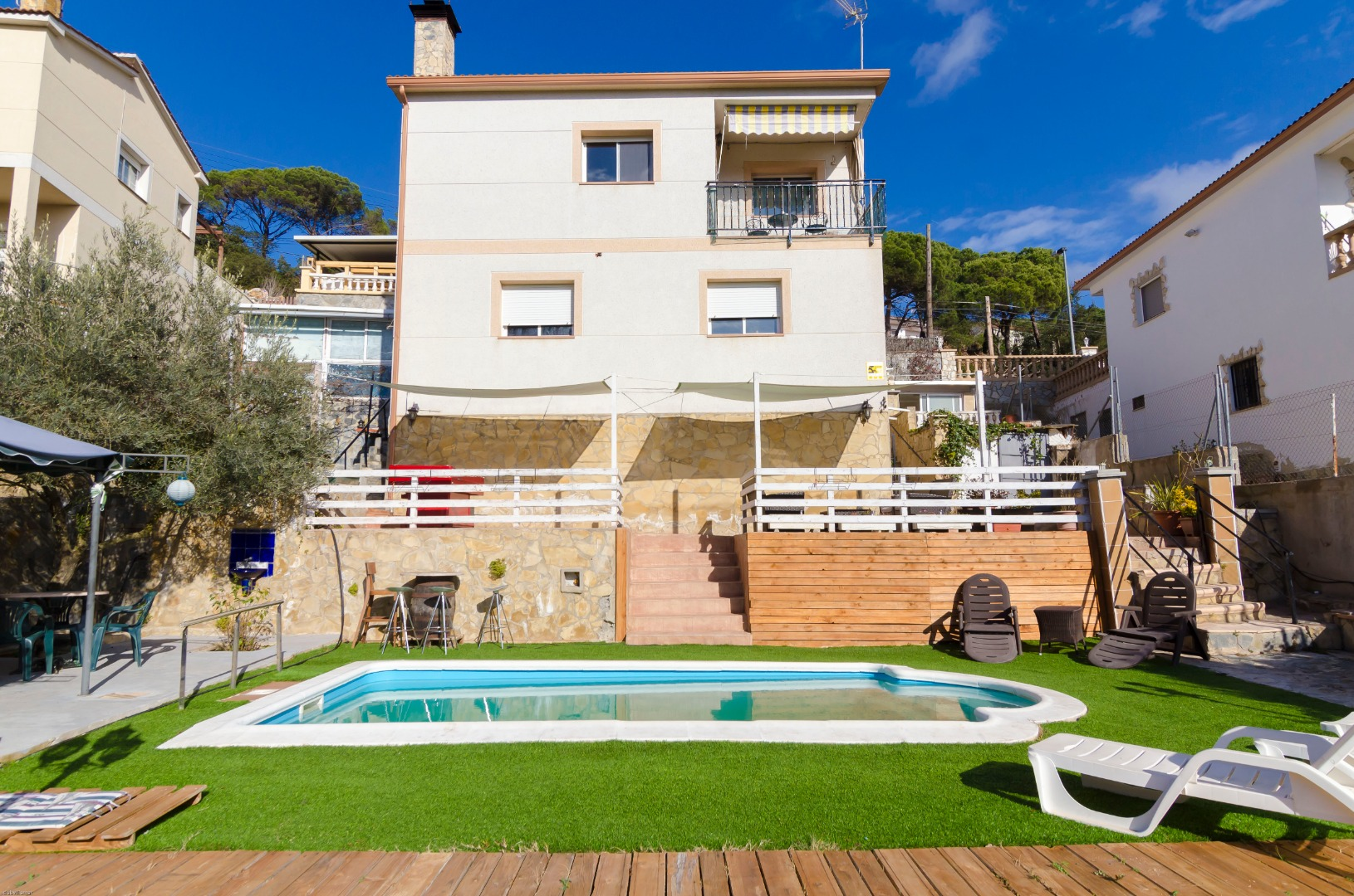 Villa Happy,Vidreres,Costa Brava #2