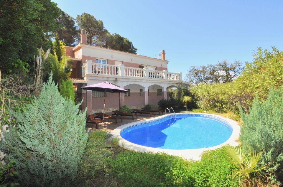 Villa Lampione,Lloret de Mar,Costa Brava #1