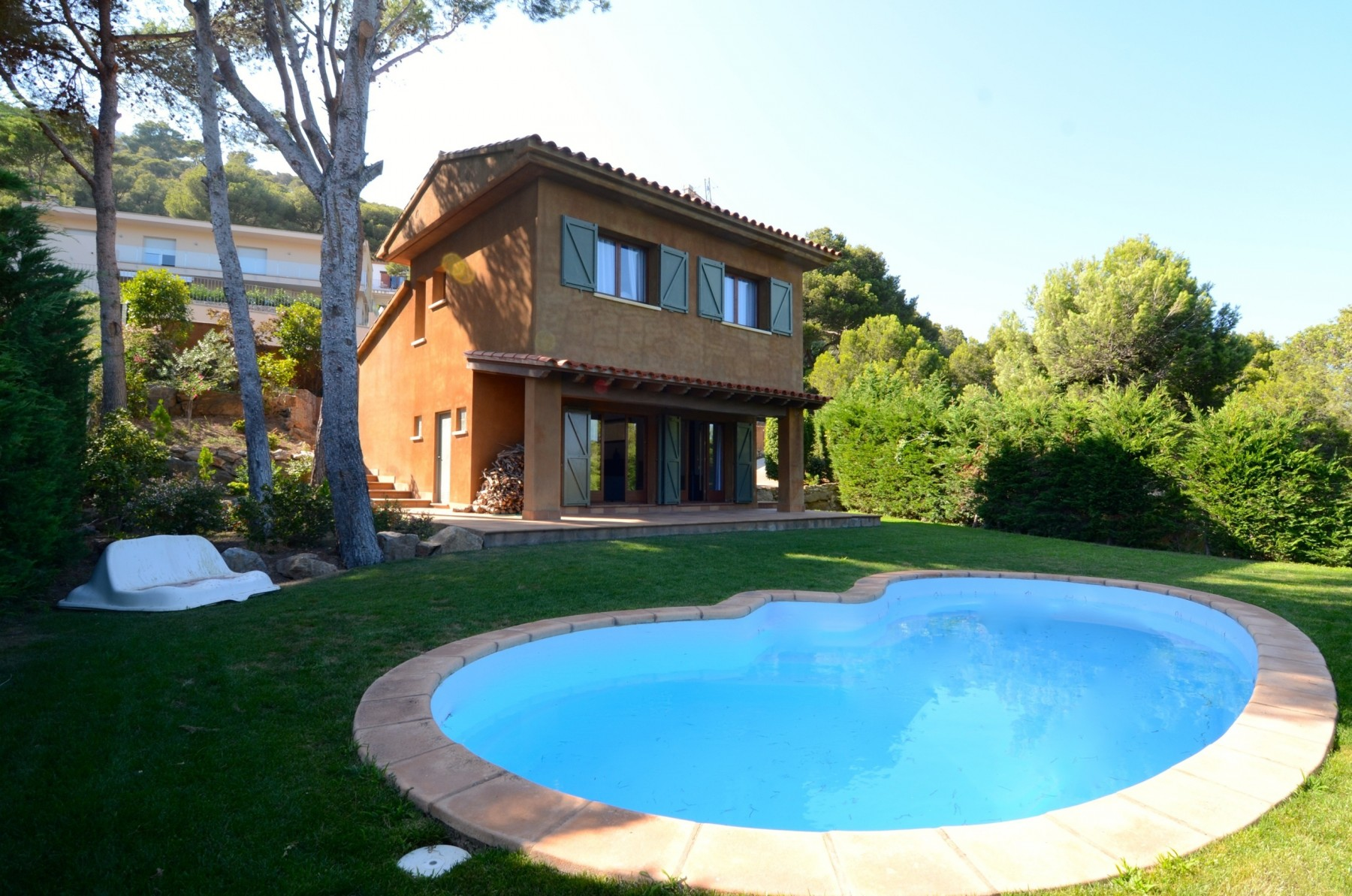 Villa Plomos,Begur,Costa Brava #1