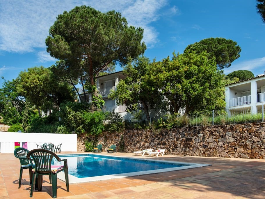 Villa Apartment Merlin 4B,Tossa de Mar,Costa Brava #2