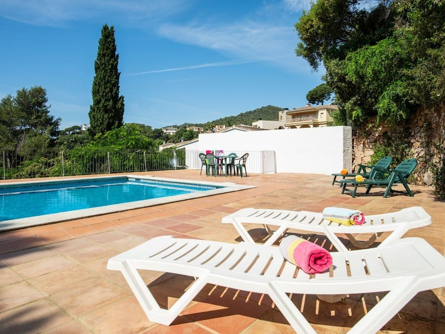 Villa Apartment Merlin 4B,Tossa de Mar,Costa Brava #1