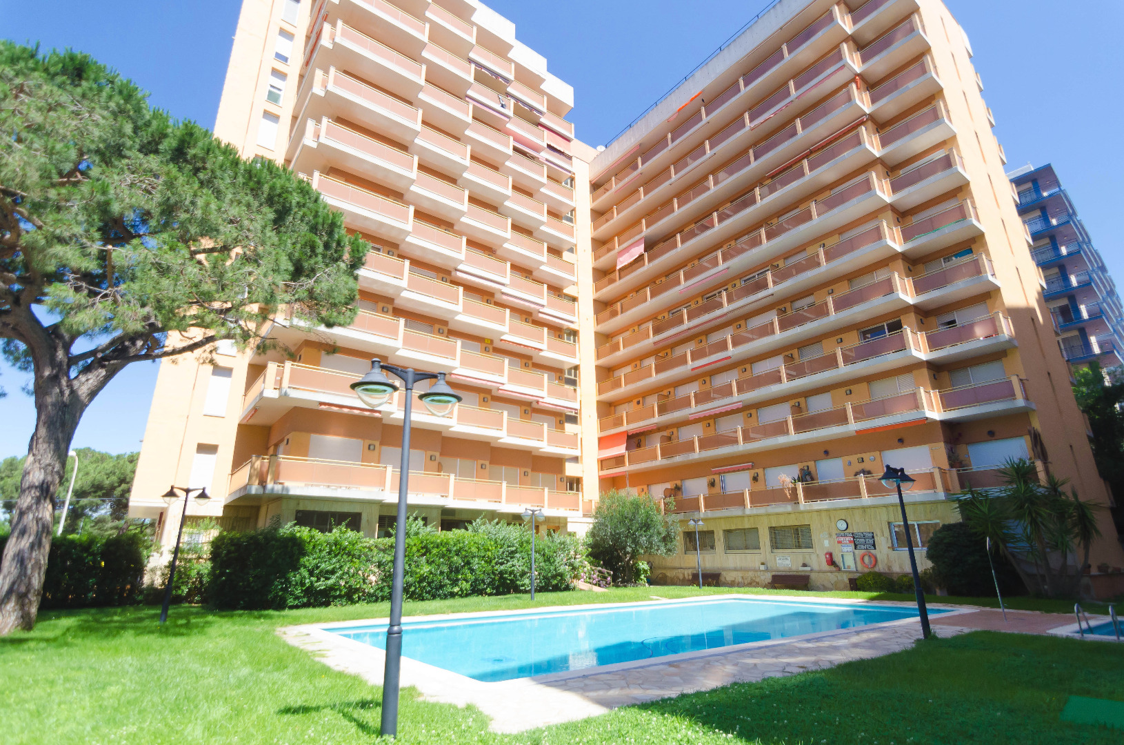 Villa Apartment Los Pins,Blanes,Costa Brava #1
