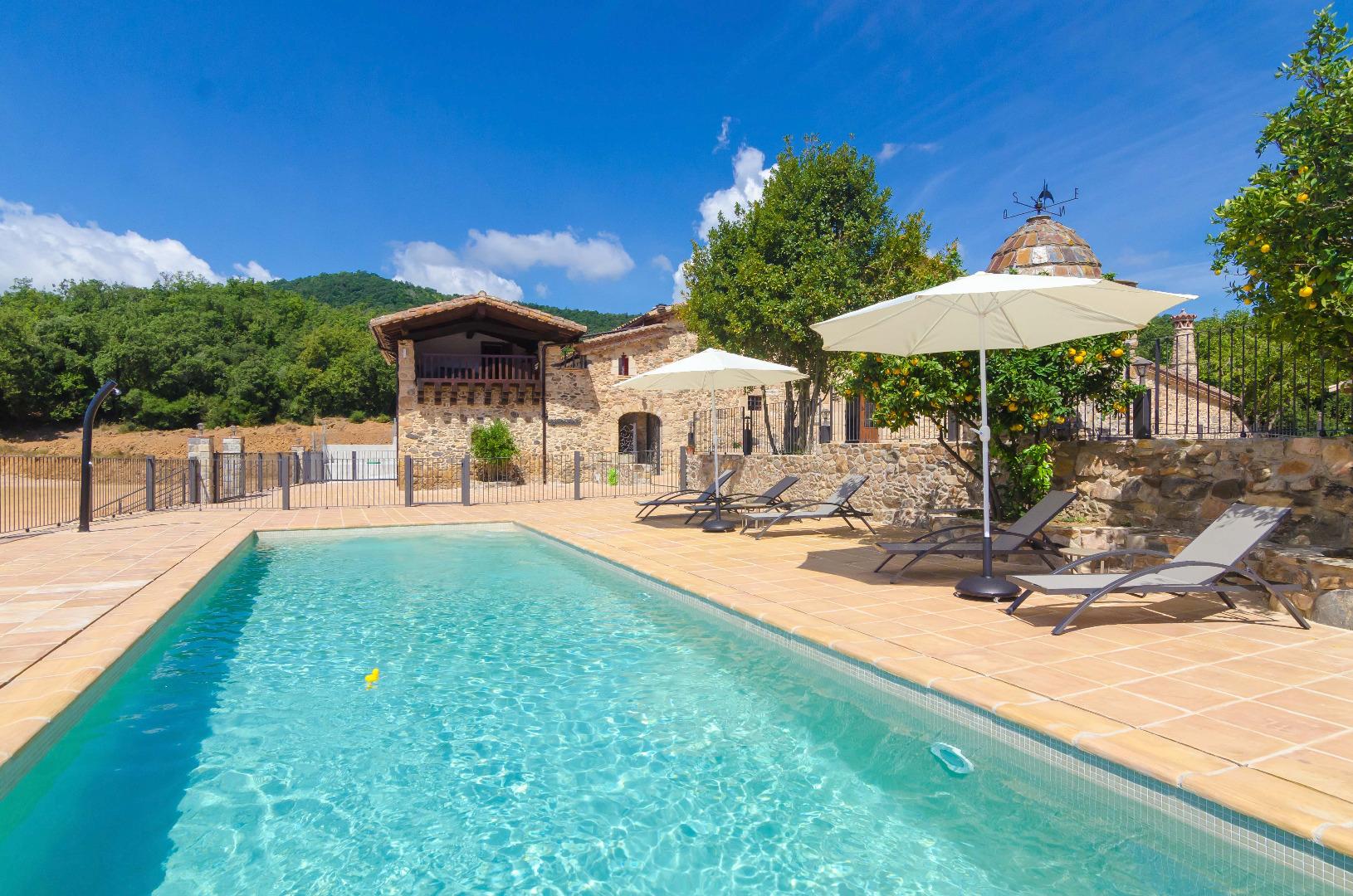 Villa Can Jaques,Brunyola,Costa Brava #2