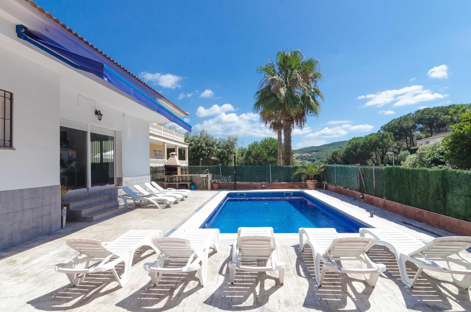 Villa Alabart,Lloret de Mar,Costa Brava #2