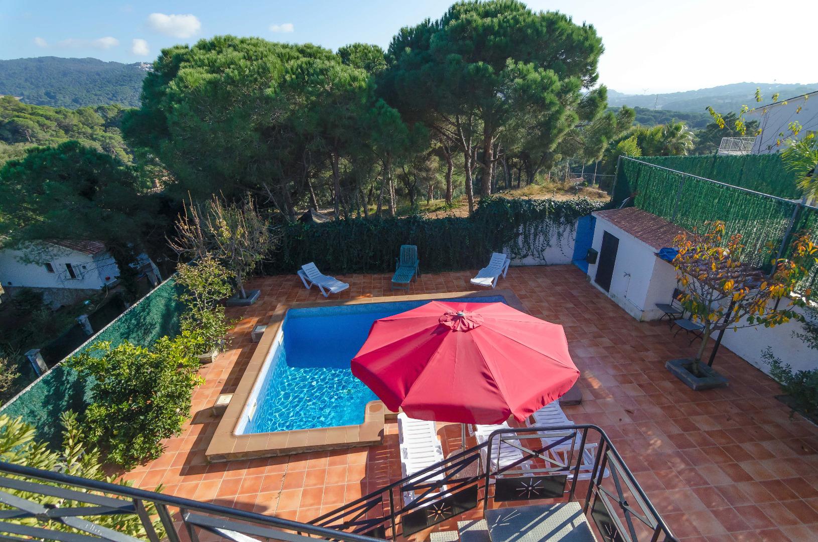 Villa Can Jordi,Lloret de Mar,Costa Brava #2