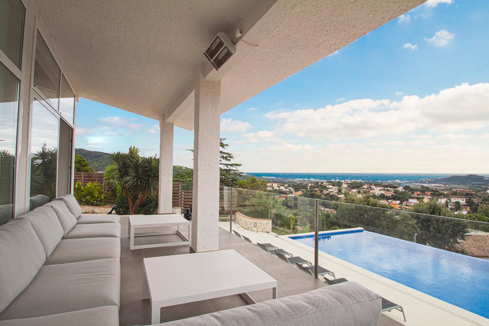 Villa Monnee,Calonge,Costa Brava #1