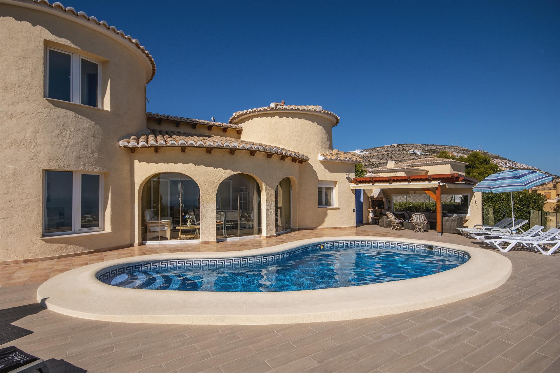 Villa Carrion,Benitachell,Costa Blanca #2