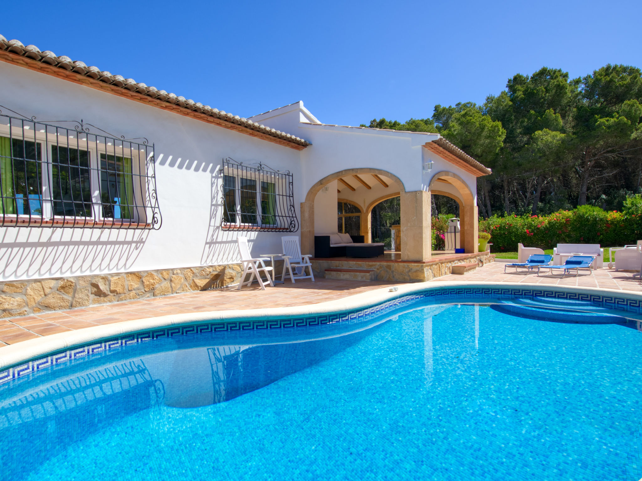 Villa Bramble,Javea,Costa Blanca #1
