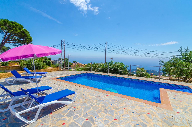 Villa Galiana,Lloret de Mar,Costa Brava #1