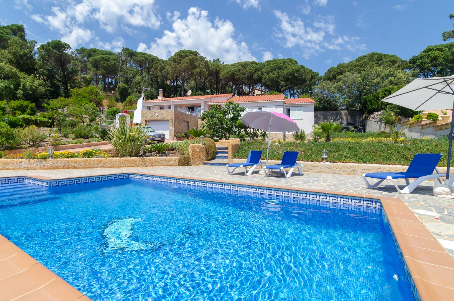 Villa Galiana,Lloret de Mar,Costa Brava #2