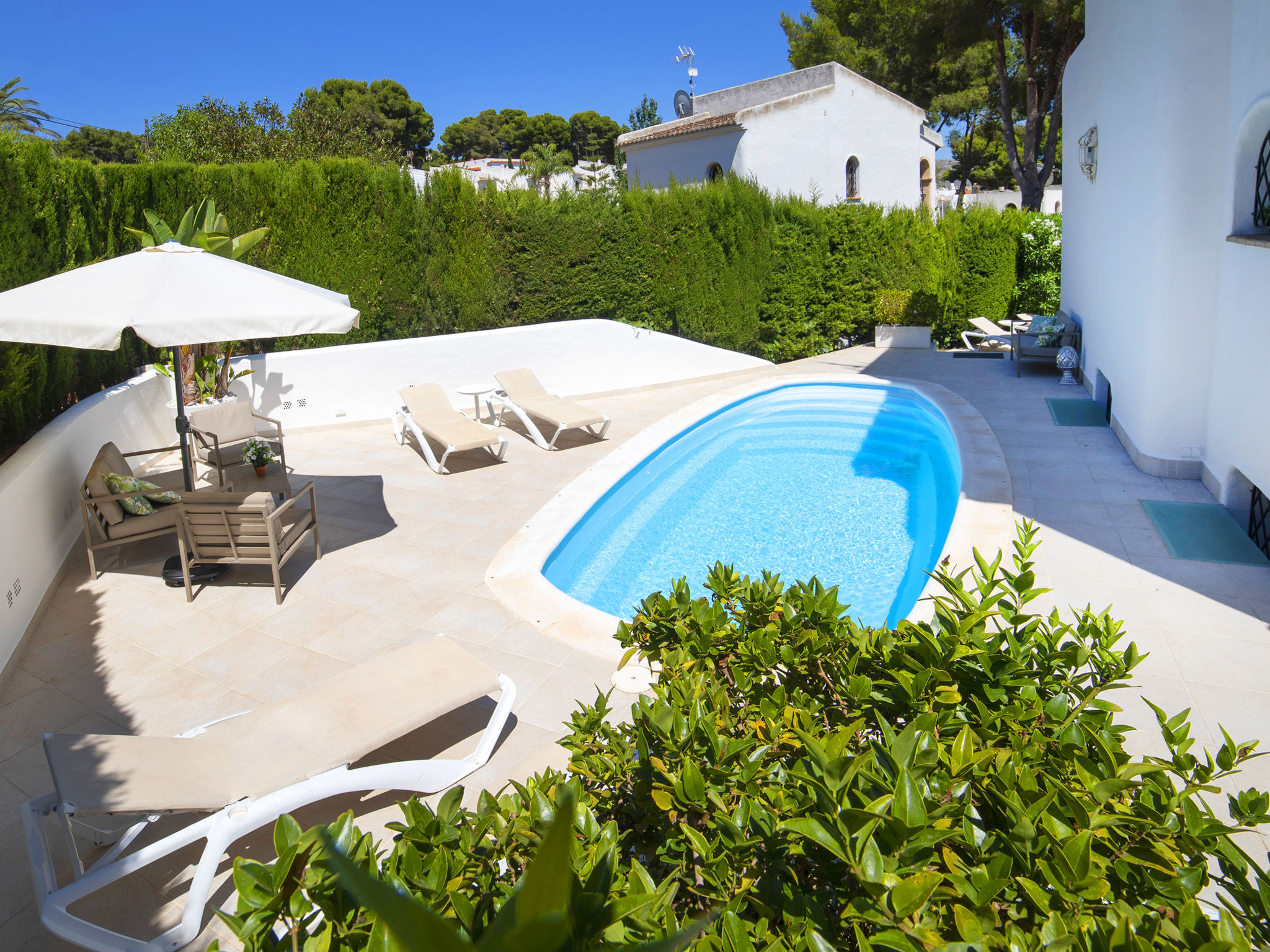 Villa The Unes,Moraira,Costa Blanca #2