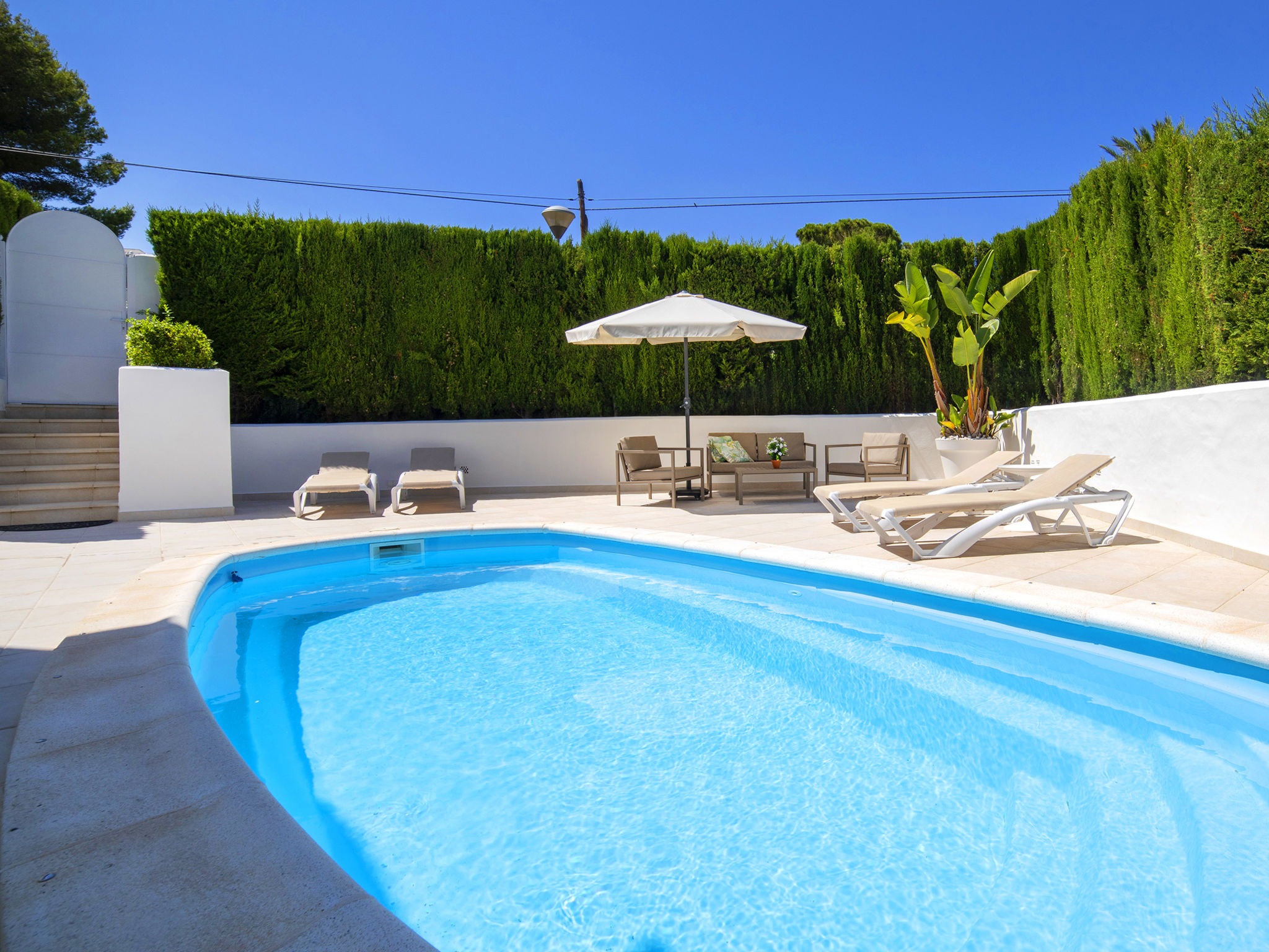 Villa The Unes,Moraira,Costa Blanca #1
