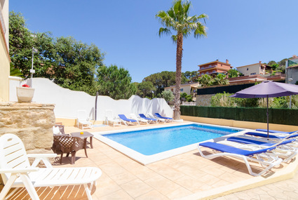 Villa California,Lloret de Mar,Costa Brava 1