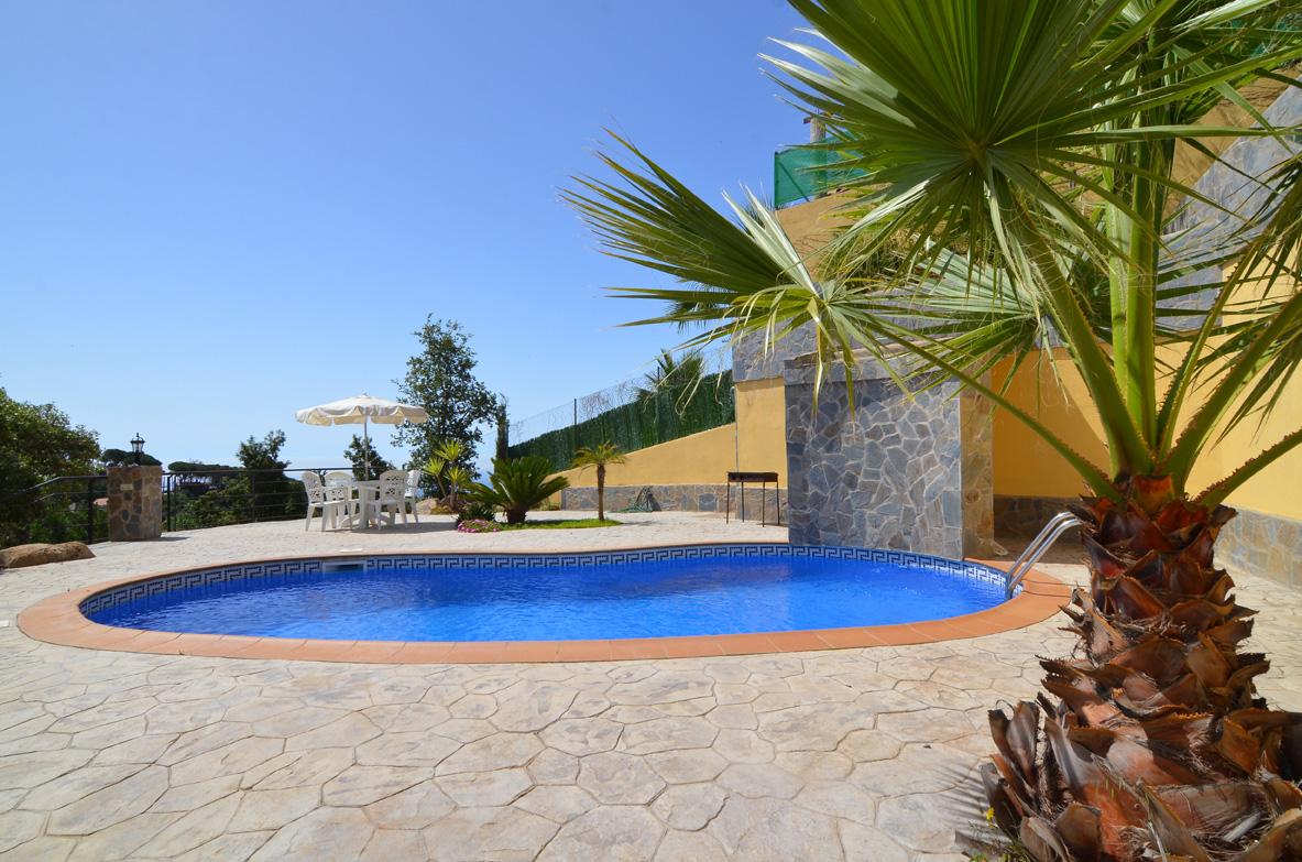 Villa Julienne,Lloret de Mar,Costa Brava #1