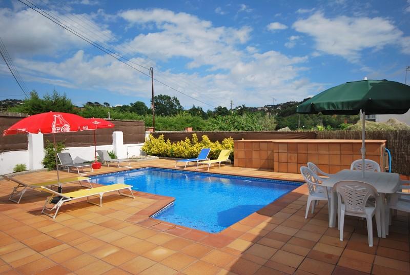 Villa Lirium,Lloret de Mar,Costa Brava #1