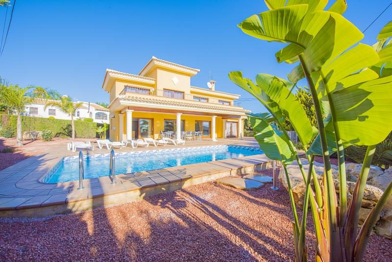 Villa Belle Vue,Calpe,Costa Blanca #2