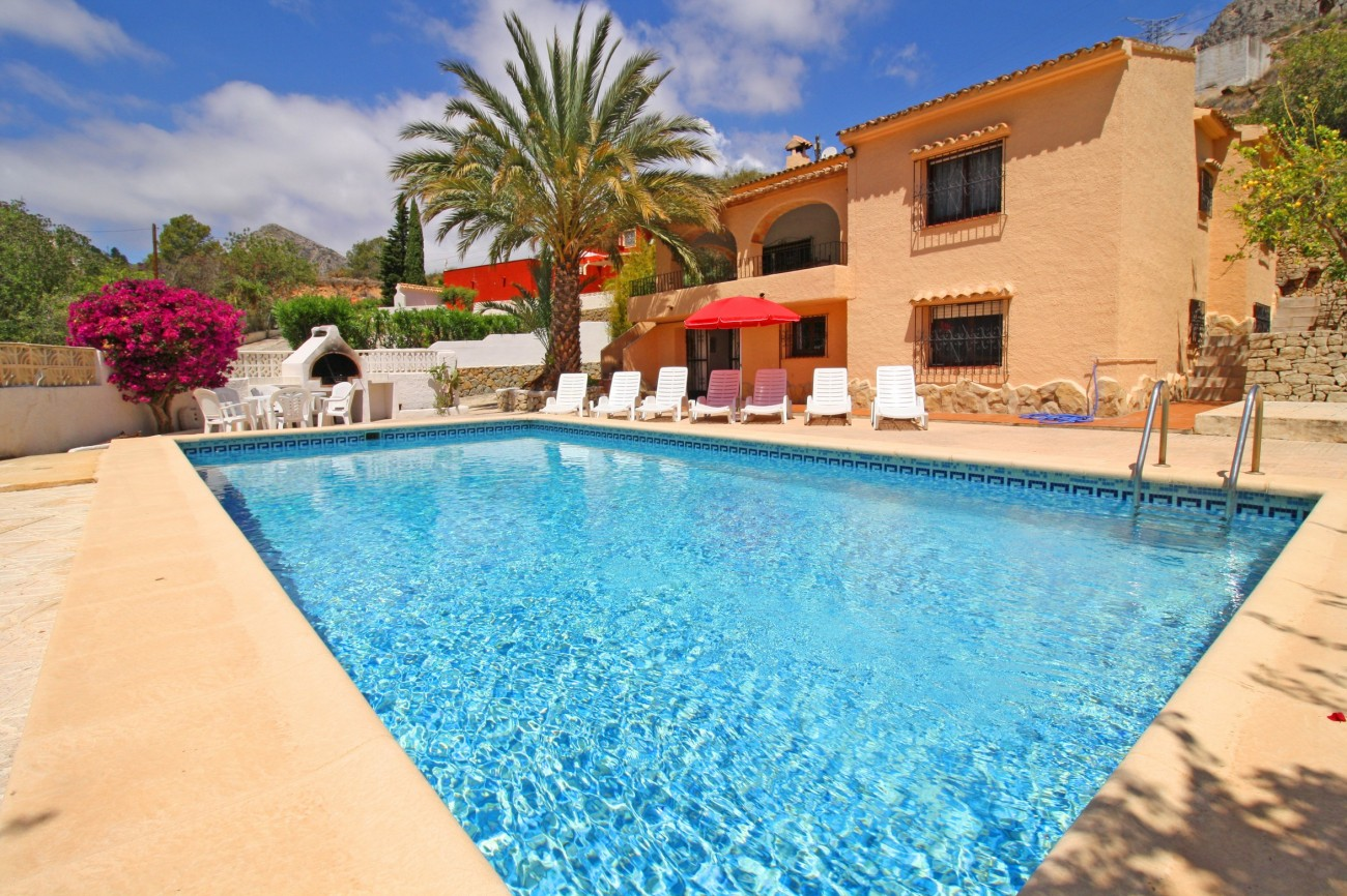 Villa Lester,Calpe,Costa Blanca #1