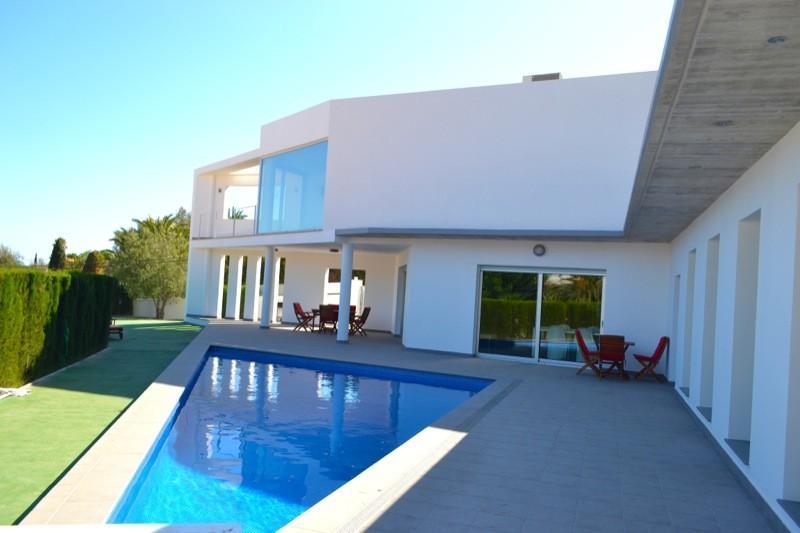 Villa Minimal 8,Denia,Costa Blanca #1