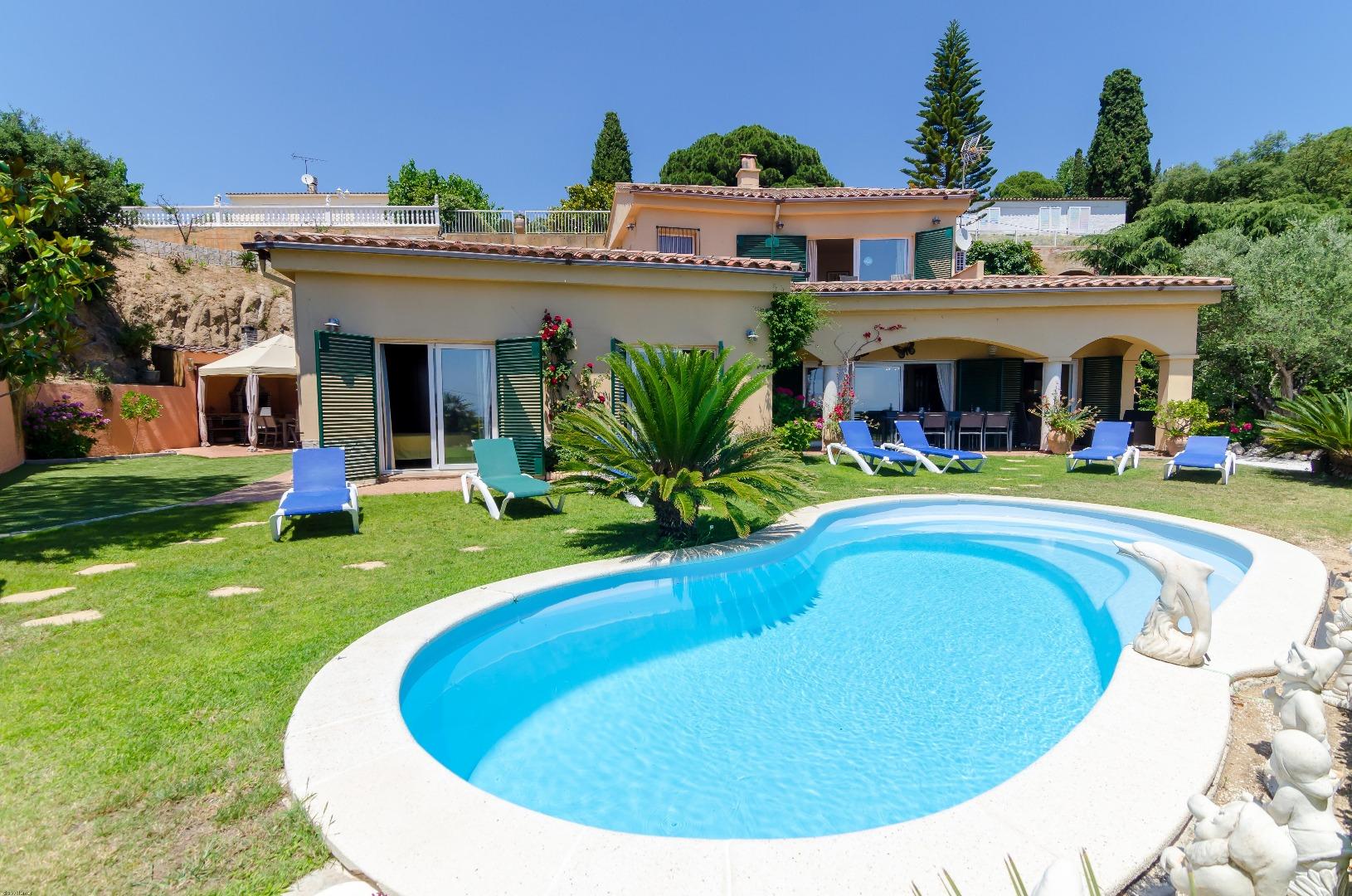 Villa Marianna,Tossa de Mar,Costa Brava #1