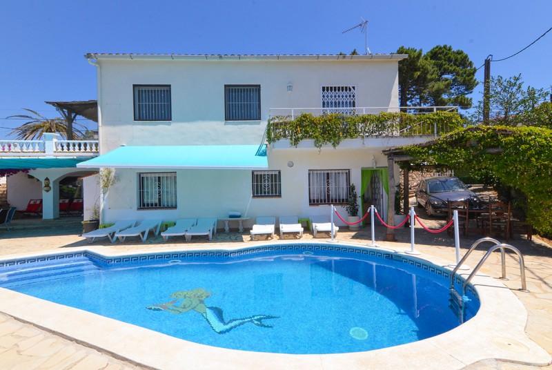 Villa Can Wadsbys,Lloret de Mar,Costa Brava #1