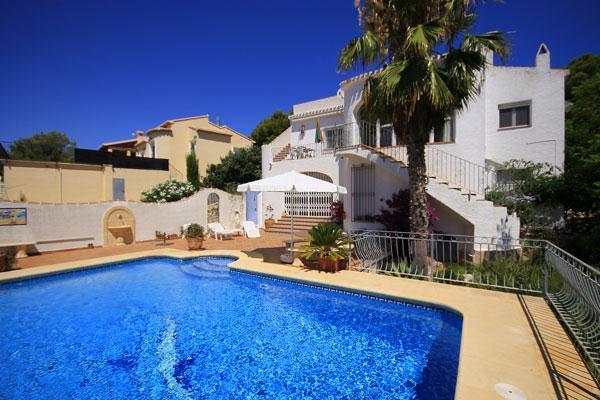 Villa Almenara,Javea,Costa Blanca #1