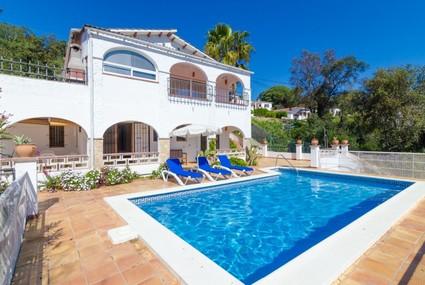 Villa Paradiso,Lloret de Mar,Costa Brava 1