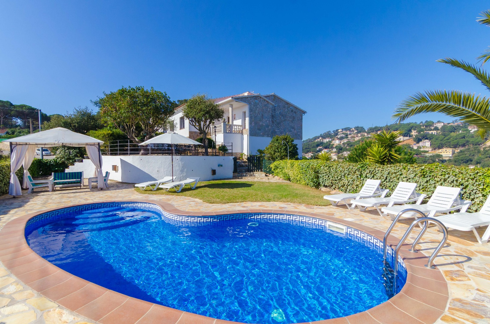 Villa Vista Alegre,Lloret de Mar,Costa Brava #1