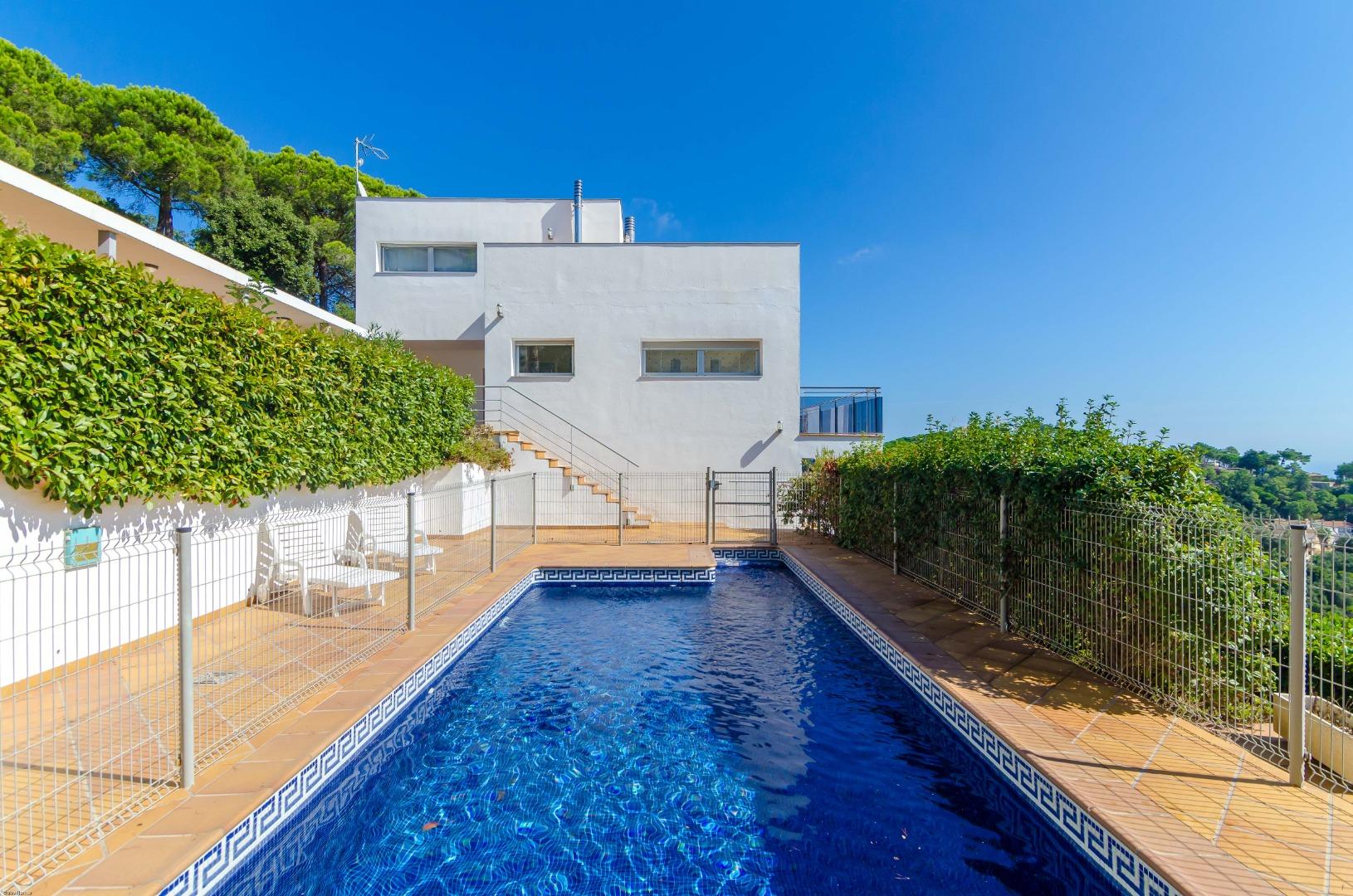 Villa Bugambilia,Lloret de Mar,Costa Brava #1