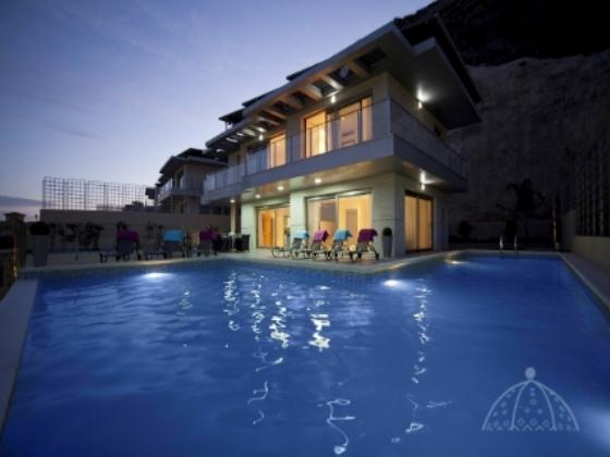 Villa Garonne,Altea,Costa Blanca #1