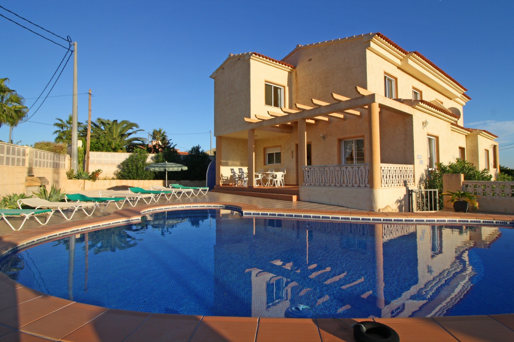 Villa Mark,Calpe,Costa Blanca #1