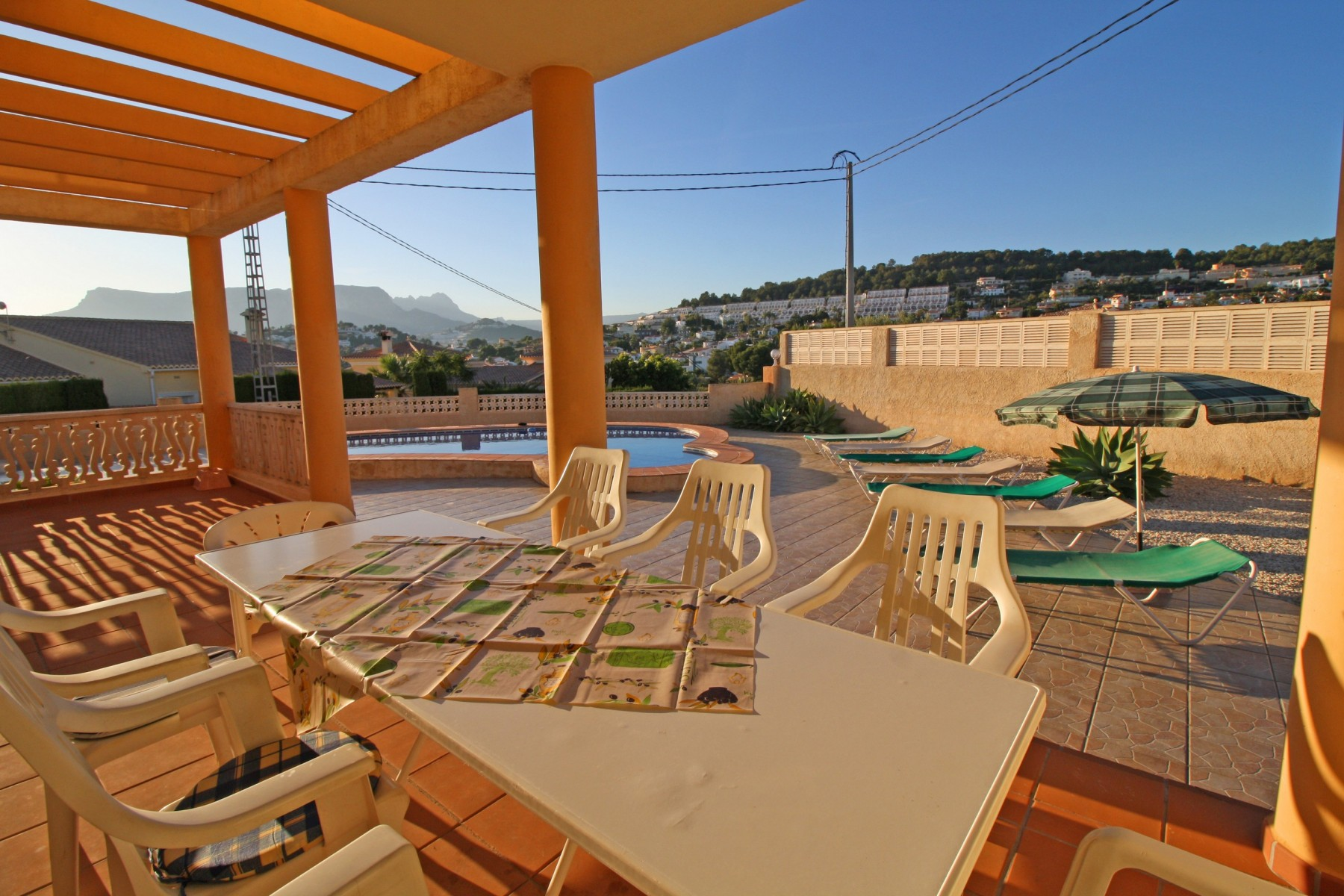 Villa Mark,Calpe,Costa Blanca #2