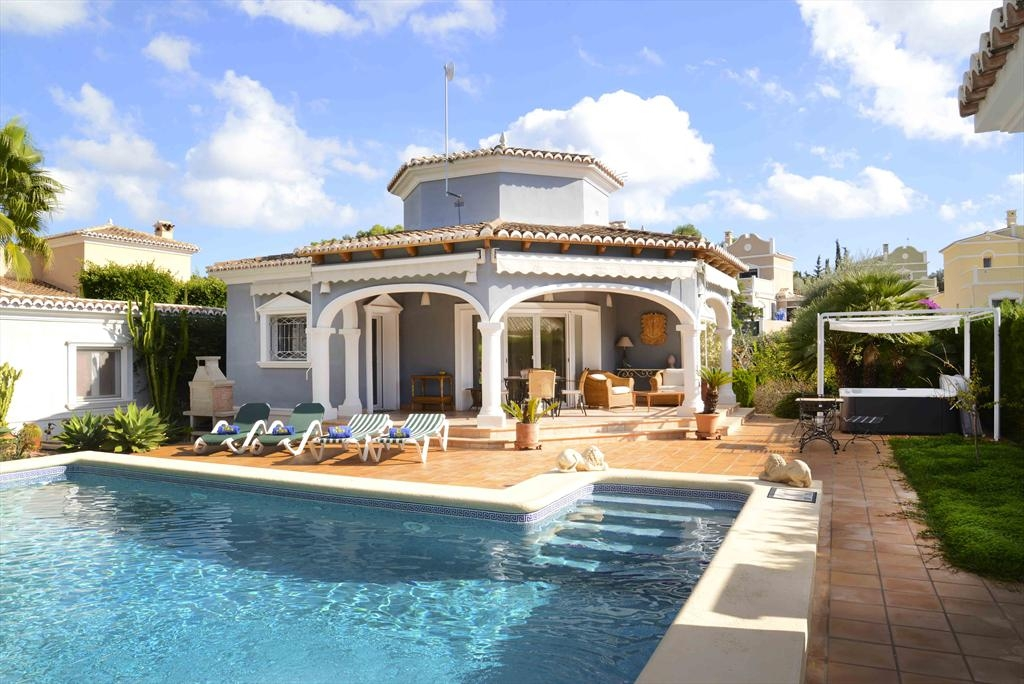 Villa Coretta,Calpe,Costa Blanca #1